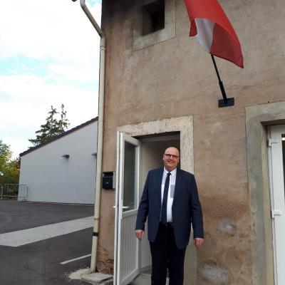 Monsieur le Maire BOUR Antoine